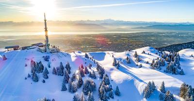 Comment skier à seulement 1h35 de Brest, Rennes et Caen ? Téléportez-vous !