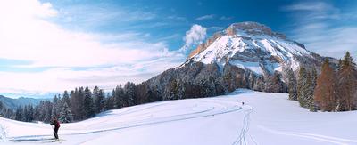 Echappée nordique et bien-être dans les massifs de l'Isère