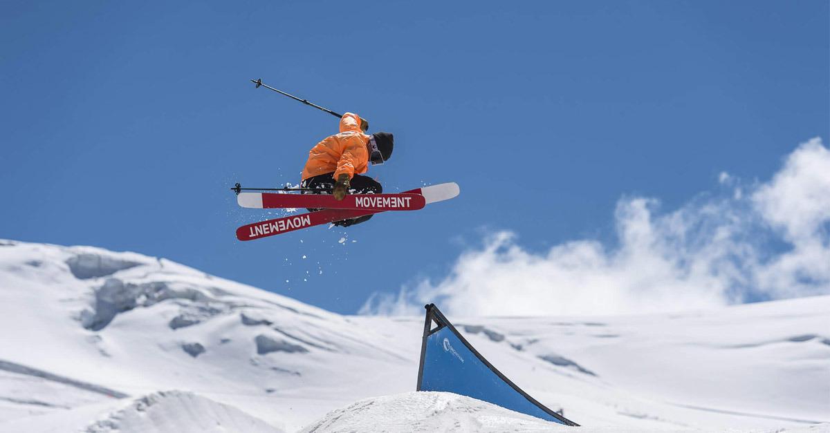 Test Privé - Ski Movement
