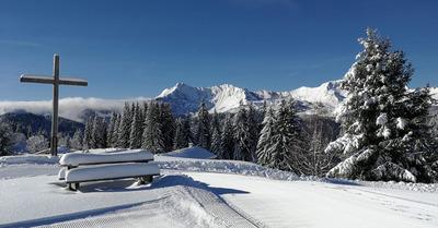 Retour de la neige et du soleil