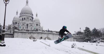 Alerte neige en ville !