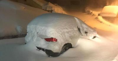 Les Pyrénées passent à l'hiver !