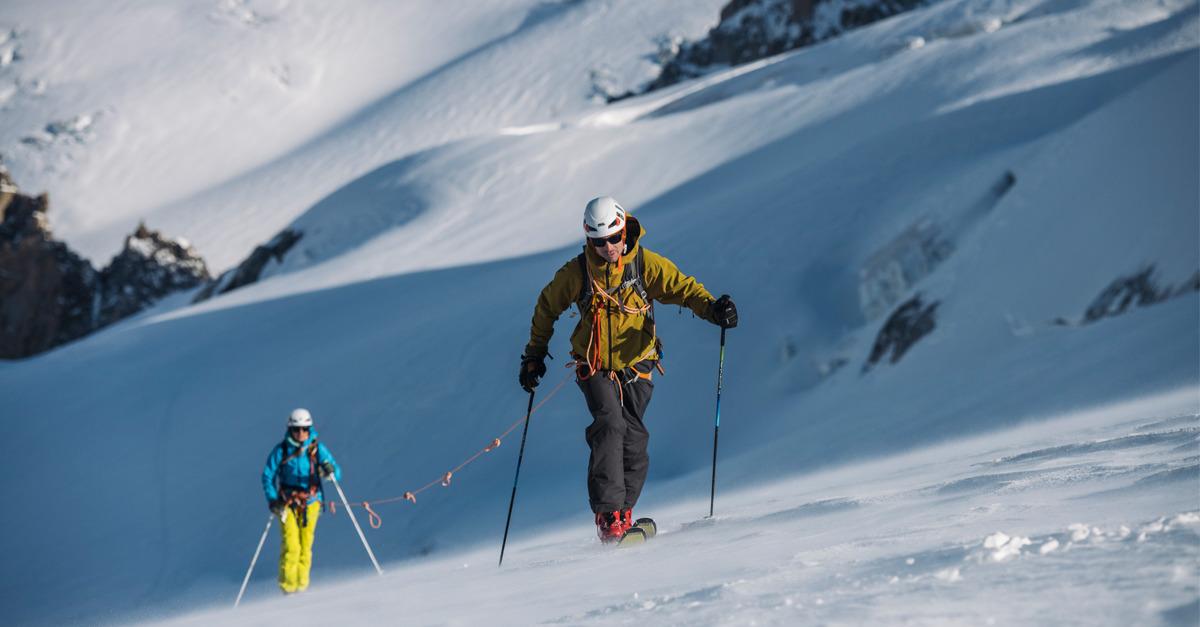 38edc3e7cb Ski : Test Privé - Casque Petzl