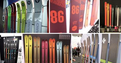 Nouveautés skis 2020