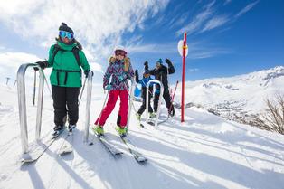 4 bonnes raisons de skier au Printemps