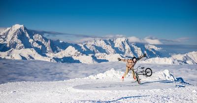 Flat Summit : du BMX à 3226 m