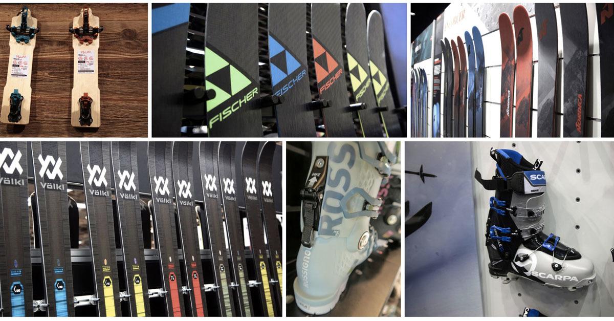 Nouveautés matos ski 2020 : la totale