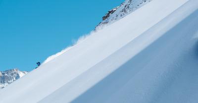 Skipass (en peaux de phoque) dans le Val d'Hérens (1/2)