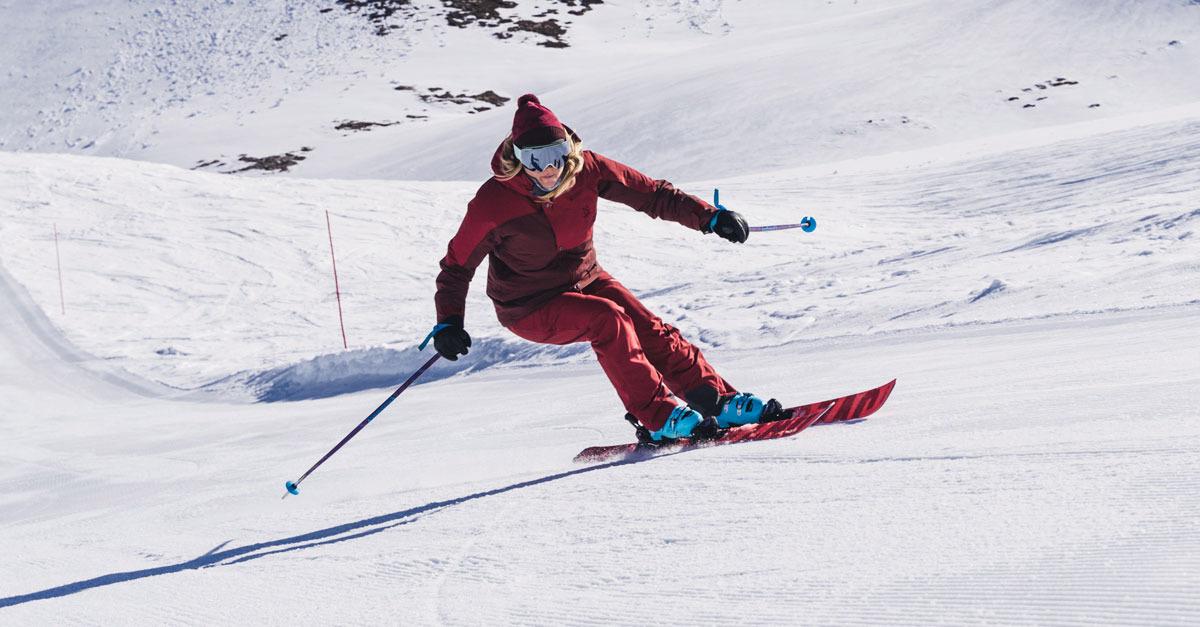 Test Privé - Skis Zag H-96