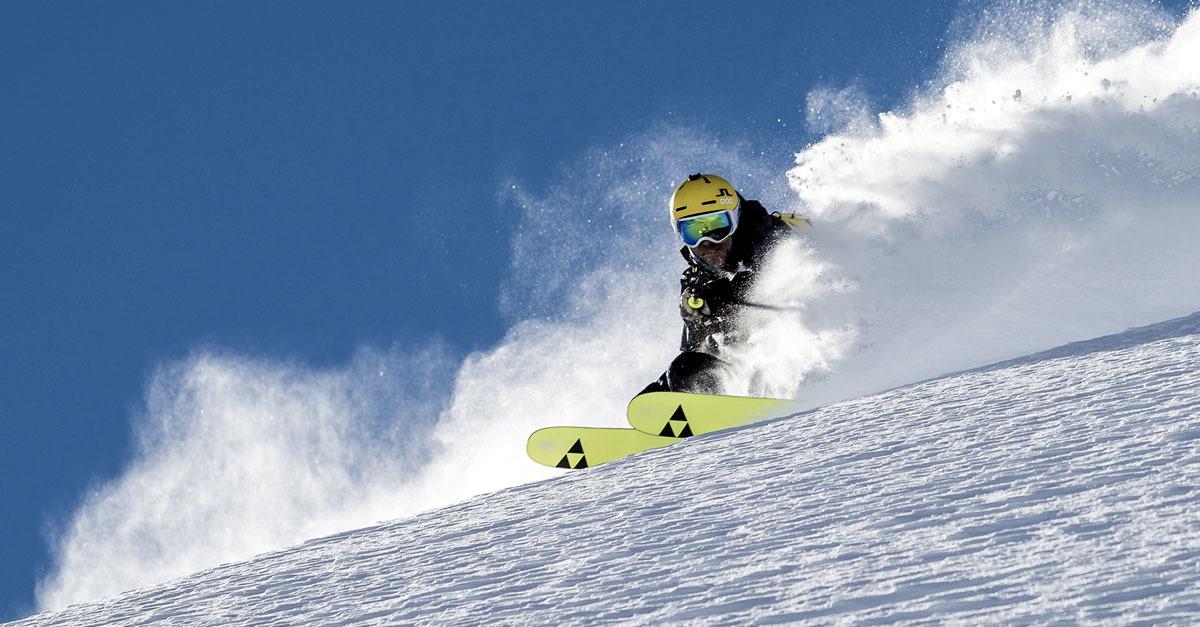 Test Privé : Skis Fischer Ranger 99 Ti