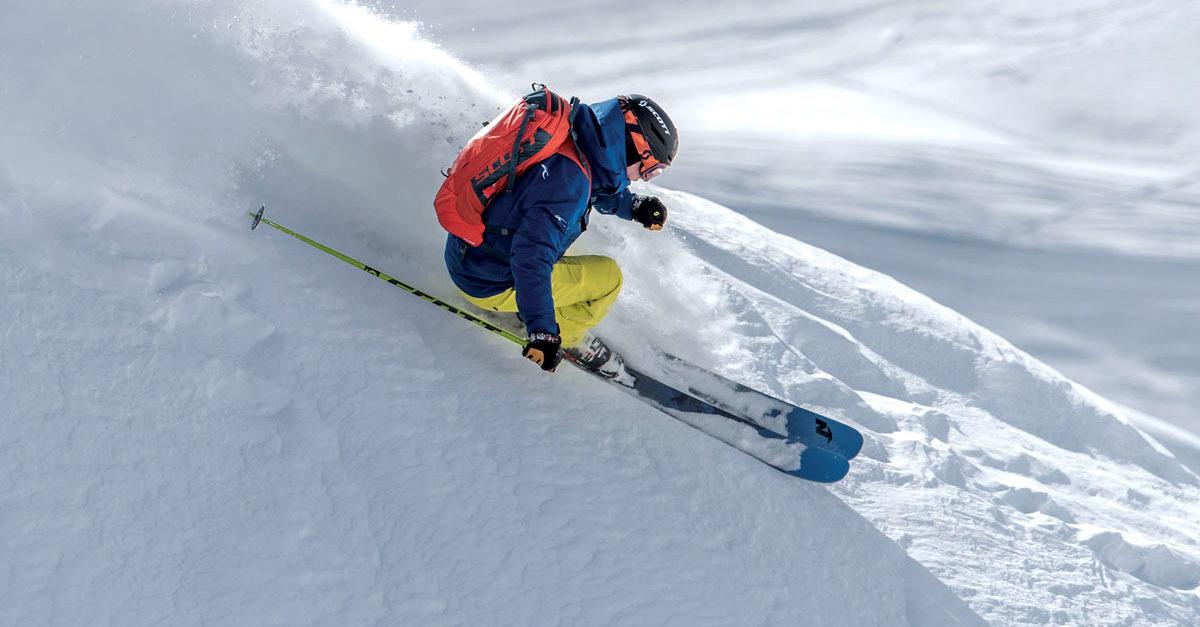 Test Privé : skis Nordica, Enforcer 104