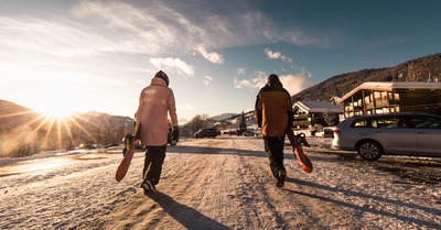 Comment convaincre ses potes d'aller à La Clusaz cet hiver?