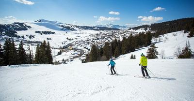 Une nouvelle porte d'entrée pour le ski aux Saisies