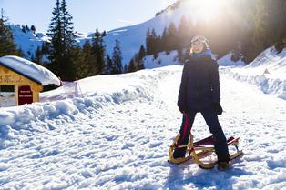 Un après-ski exaltant dans les Alpes vaudoises