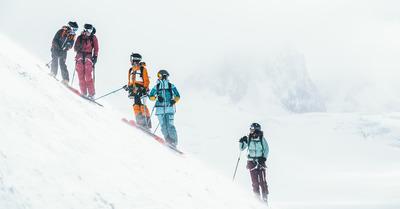 Test Privé 100% filles : Skis Blizzard