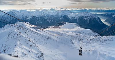 Le Ski Force Winter Tour s'arrête à l'Alpe d'Huez ce week-end !