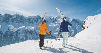 5 bonnes raisons de venir skier à Chamonix-Mont-Blanc !