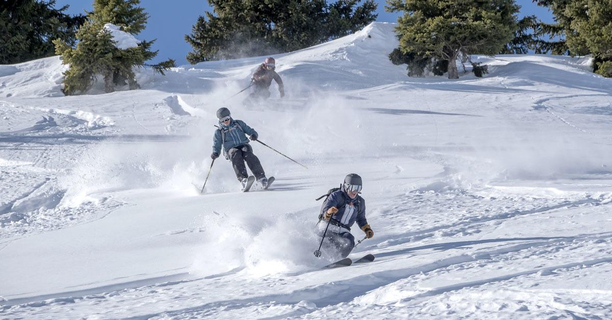 Test Privé : Skis Wedze 2021, le Slash