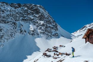 Skipass (en peaux de phoque) en Valais : la totale