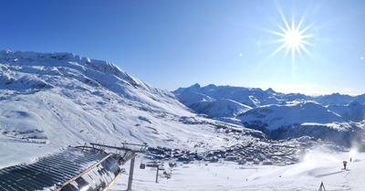 L'Alpe d'Huez ouvre en avant-première ce week-end