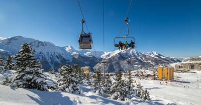 À vivre sur le domaine skiable d'Orcières-Merlette