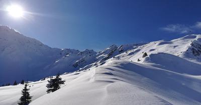 Météo : neige fraîche et bonnes conditions