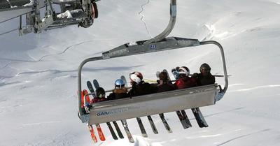 Où skier début décembre?