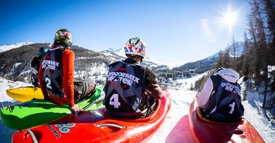 Outdoormix Winter Festival Vars : l'événement Ride & Party de l'hiver