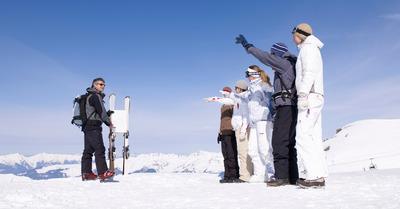 Ski pour débutants : comment choisir la bonne station?