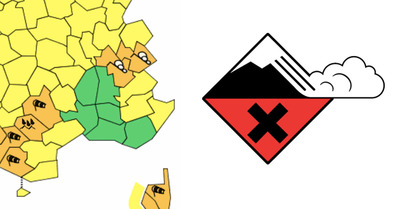 Avalanches : vigilance orange en Isère et Savoie