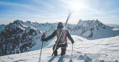 La vallée de Chamonix : du ski, mais bien  plus!