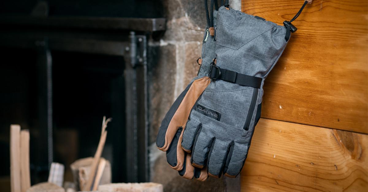 Test Privé - Gants Dakine Leather Titan Glove