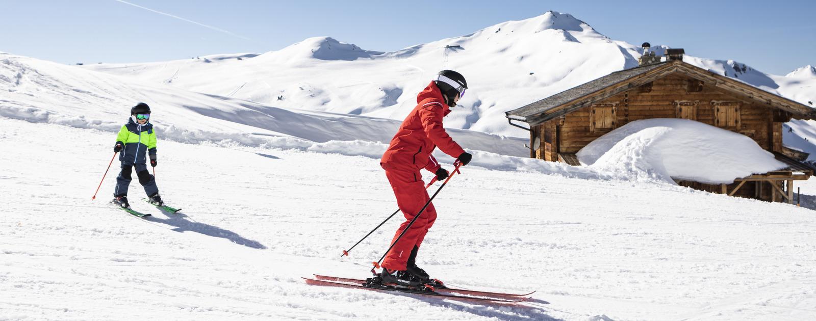 Cours de ski privés