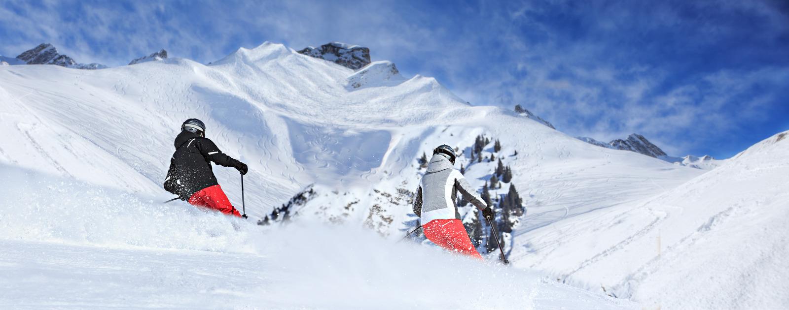 Cours de ski freeride expert