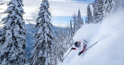 Ski de rando en Sibérie