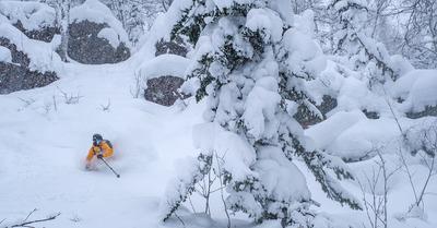 Ski en Sibérie, volume II