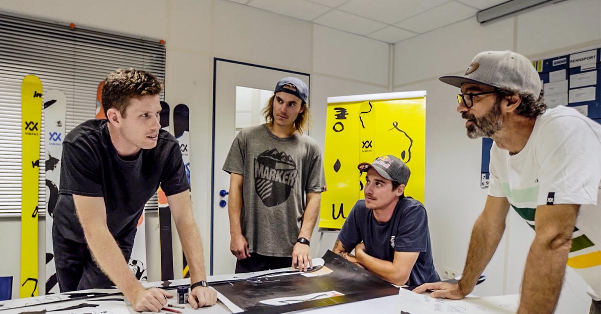 Built together : quand riders et ingénieurs se confondent