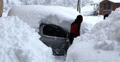Météo du Jeudi : Tempête de neige et évolution