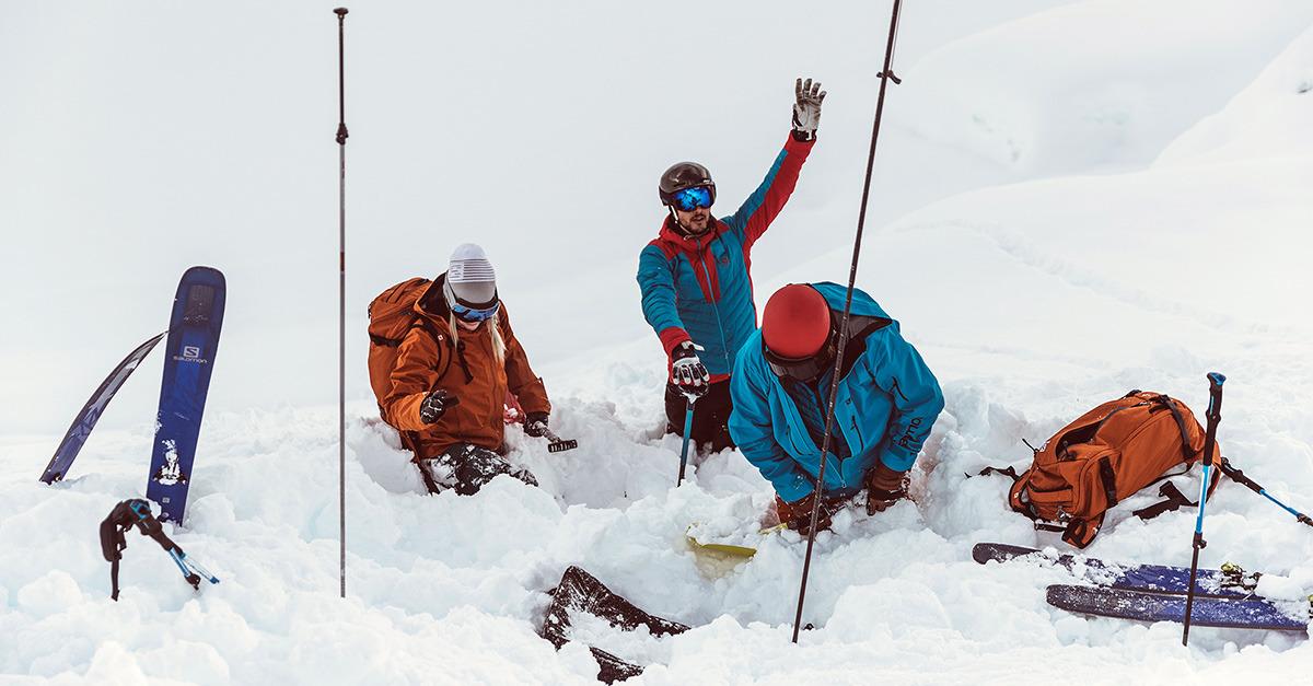 Test Privé Expérience : Salomon Mountain Academy
