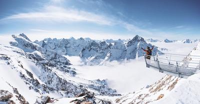 A ne pas manquer cet hiver aux 2 Alpes...