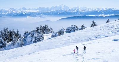 Vivez les plaisirs de la neige autrement…dans la station Monts Jura