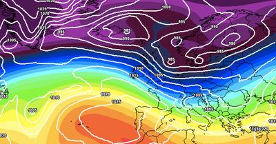 La météo du Jeudi : Le printemps... Puis l'hiver?