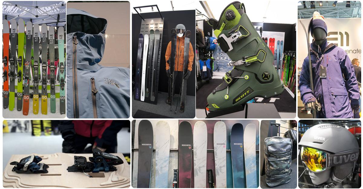 Le matos ski de votre prochain hiver 2/3