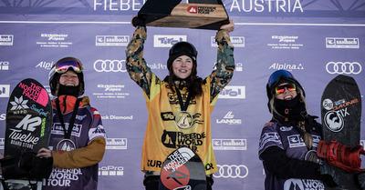 FWT : Marion triple championne du monde