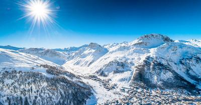 Un printemps à Val d'Isère, sous le signe de la déconnexion