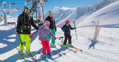Ski d'avril, ski tranquille