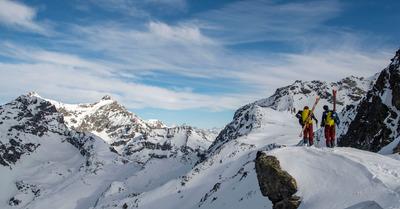 Berio Ski : La nouvelle websérie