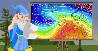 Tuto-météo : notions de météo en montagne