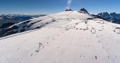 Ski d'été sur le glacier des 2 Alpes : les dates d'ouverture