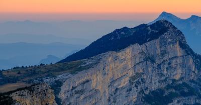 Rando Grenoble - Vercors :  Le Moucherotte